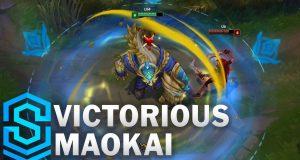 victorious maokai